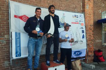 Trofeo Bertacca sail equipment