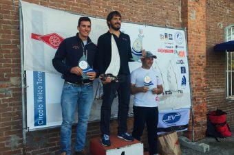 Trofeo Bertacca sail equipment
