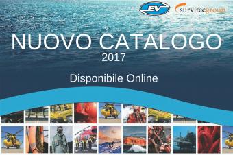 Disponibile il nuovo catalogo 2017