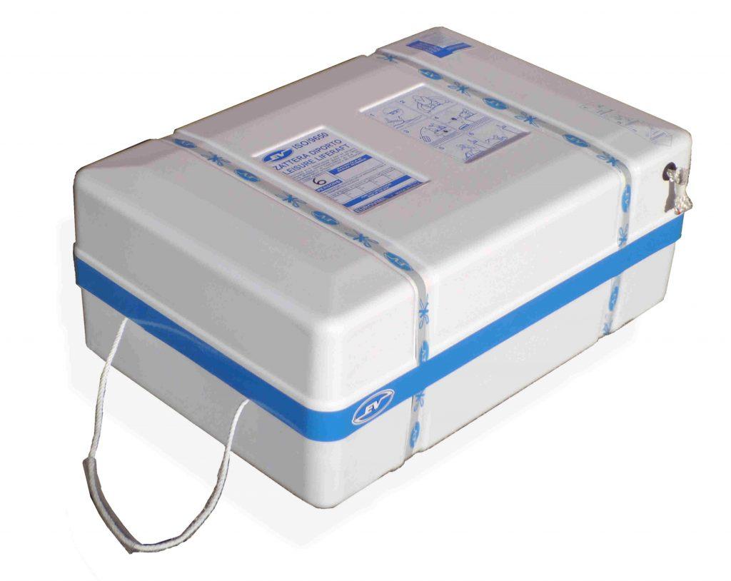 Zattera ISO9650 ABS