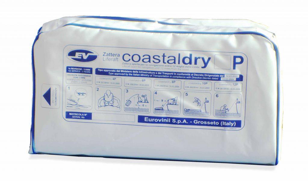 zattera coastaldry valigia