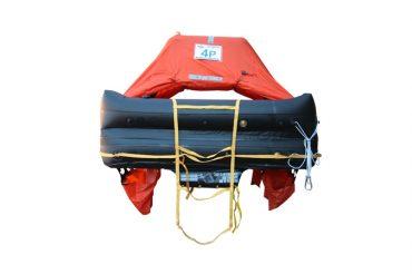 ISO 9650 2:2005 (E) Liferaft