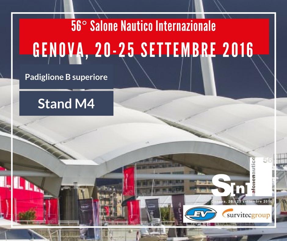 Salone Genova 2016 - Eurovinil