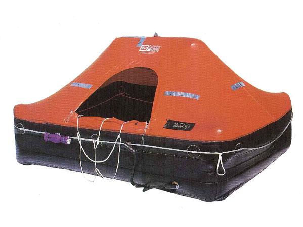 Standard E-Pack Ocean Liferaft